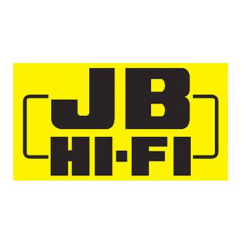 JB Hi Fi logo