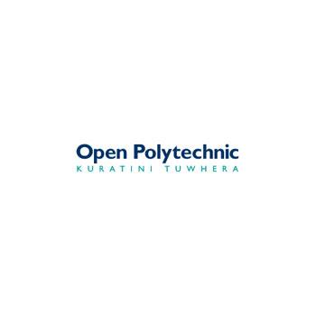 Open Polytechnic logo
